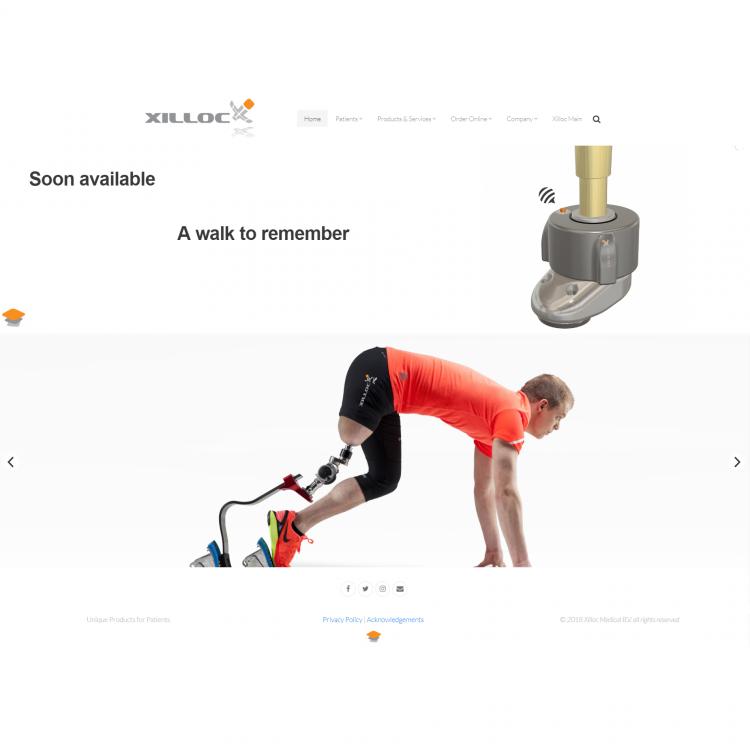 Launch New Website